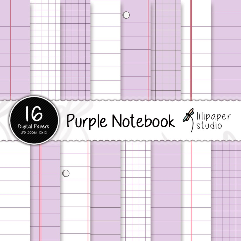 purplenotebook-lilipaperstudio48-cover1-web